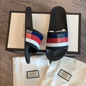 NWT Gucci slides
